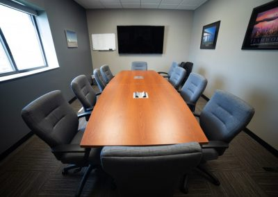 Chief Carriers Meeting Room