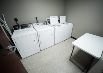 Chief Carriers Driver Laundromat
