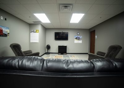 Chief Carriers Driver Lounge
