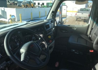 commercial vehicle driver sheet